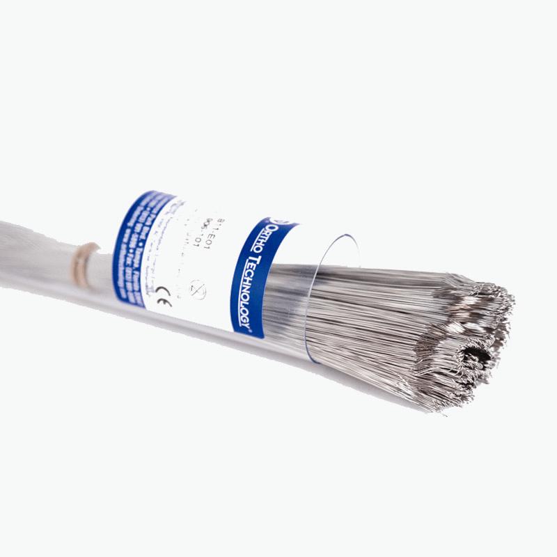 Лигатура металлическая длинная