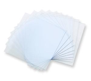 Прозрачный пластик для ортодонтических ретейнеров