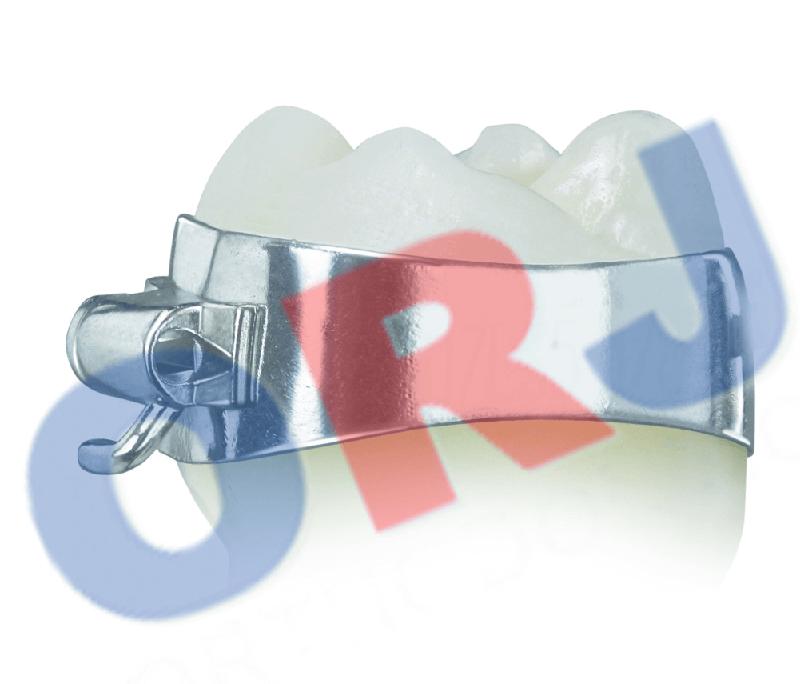 Кольца для ВЧ/ НЧ, одинарные второй моляр